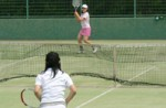Softball Tennis